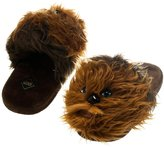 Bioworld Star Wars Chewbacca Men's Plush Slippers, Medium