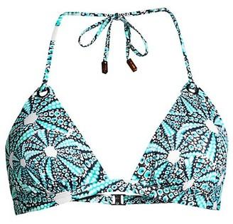Vilebrequin Felina Marine Halter Bikini Top