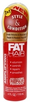 "Samy Fat Hair ""0"" Calories Amplifying Leave-In Conditioner & Styler"