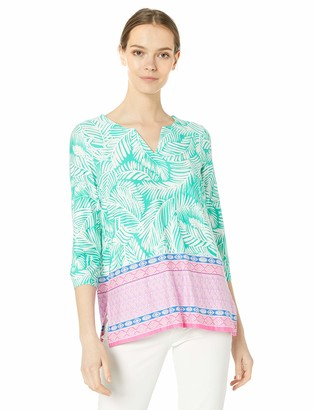 Pappagallo Women's The Trisha Top