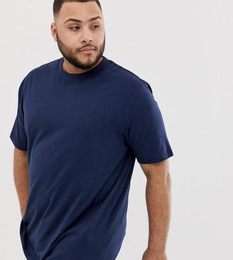 Duke King Size t-shirt in navy
