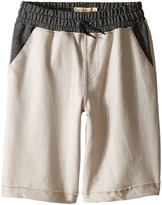 Lucky Brand Kids Two-Tone Shorts (Big Kid)