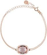 Latelita Beatrice Bracelet Rose Gold Amethyst Hydro