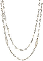 Monique Péan Women's Diamond Bead Necklace