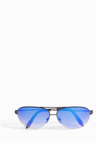 Victoria Beckham Watercolour Aviator Sunglasses