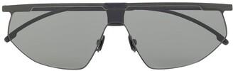 Mykita x Bernhard Willhelm Paris visor sunglasses