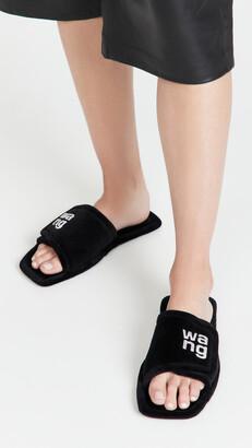 Lana Padded Logo Slippers
