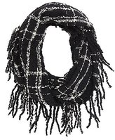Charlotte Russe Fringed Infinity Scarf