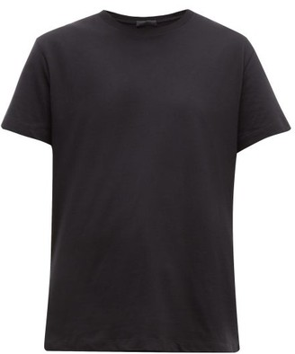 Wardrobe.nyc - Release 01 Round-neck Cotton T-shirt - Womens - Black