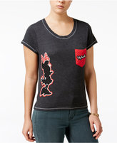Hybrid Disney Juniors' Minnie Mouse Graphic T-Shirt