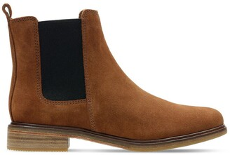 Clarks Clarkdale Arlo Suede Chelsea Boots