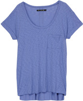 Rag and Bone The Pocket Tee - Baja Blue