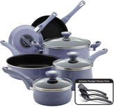Farberware New Traditions 12-pc. Speckled Nonstick Cookware Set