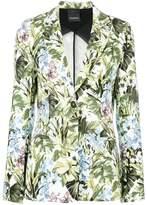 Pinko floral print blazer