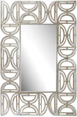 Lazy Susan Rectangular Wall Mirror