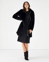 Vila Faux Fur Coat