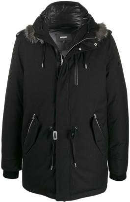 Mackage Seth-DX hooded parka coat