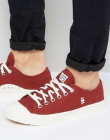 G Star G-Star Rovulc Canvas Sneakers