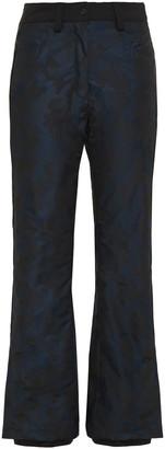 Fusalp Printed Jacquard Bootcut Ski Pants