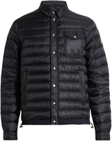 Moncler Christopher quilted down jacket