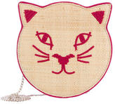 Charlotte Olympia Pussycat Crossbody Bag