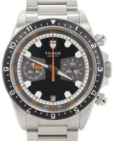 Tudor Heritage Chronograph 70330N Stainless Steel 42mm Mens Watch