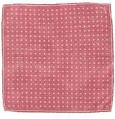 Canali polka dot pocket square