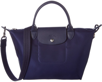 Longchamp Le Pliage Neo Small Nylon Short Handle Tote