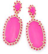 Kendra Scott Parsons Statement Earrings in Turquoise
