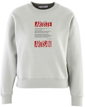 Roseanna Silkscreen print sweatshirt