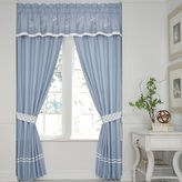 Croscill Classics Embroidered Shells 2-Pack Curtain Panels