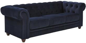 Laurence Llewellyn Bowen Cheltenham 3 Seater Fabric Sofa