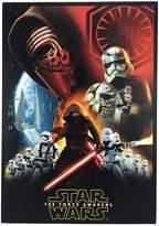 Star Wars Episode VII The Force Awakens Movie Art Poster