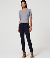 LOFT Petite Utility Skinny Ankle Pants in Marisa Fit