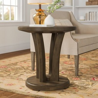 Three Posts Medfield End Table