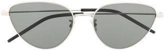 Cat Eye Cat-Eye Shaped Sunglasses