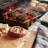 Sur La Table Stainless Steel Stuff-a-Burger Basket