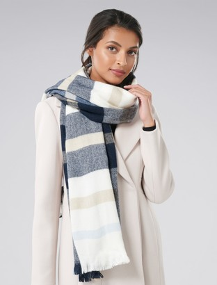 Ever New Elsie Check Scarf