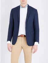 Polo Ralph Lauren Tickweave wool and silk-blend blazer
