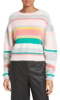 Rebecca Taylor Women's Stripe Sweater
