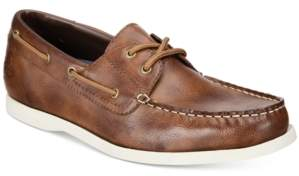 Weatherproof Vintage Men's Benny Boat Shoes Men's Shoes