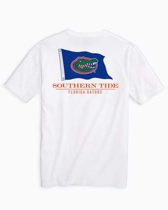 Southern Tide Florida Gators Flag Short Sleeve T-Shirt
