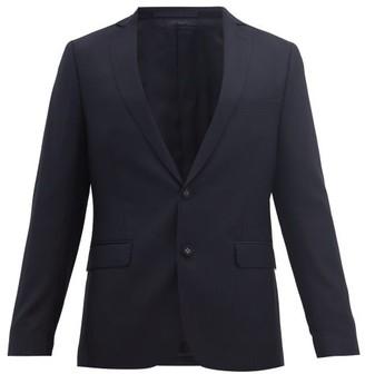 Officine Generale 375 Wool-twill Blazer - Navy