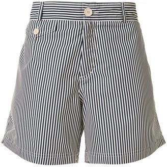Brunello Cucinelli Striped Swim Shorts