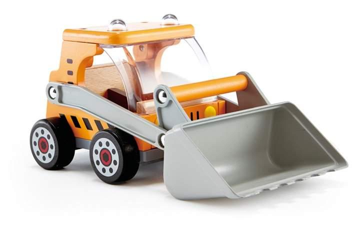Hape - 'Hape - Great Big Digger' Truck - E3012