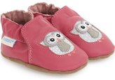 Robeez 'Owl Playmates' Crib Shoe (Baby & Walker)