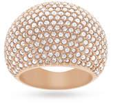 Swarovski Stone Crystal Pave Ring - Size Extra Large