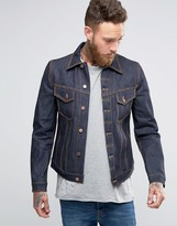 Nudie Jeans Nudie Billy Dry Denim Jacket