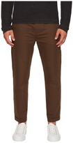 Vince Cuffed Drop Crotch Trousers Men's Casual Pants