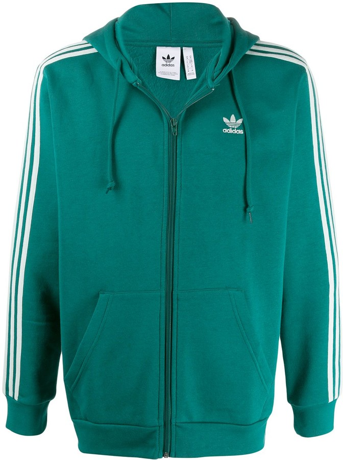 Espectador Artificial Cintura  adidas Green Men's Sweatshirts | Shop the world's largest collection of  fashion | ShopStyle